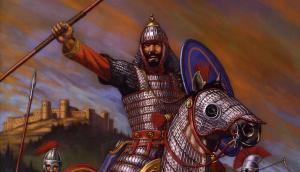 Byzantine horse archers from Ancient Warfare Magazine Volume IV, Issue 3 (www.ancient-warfare.com)