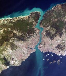 Istambul and the Bosporus