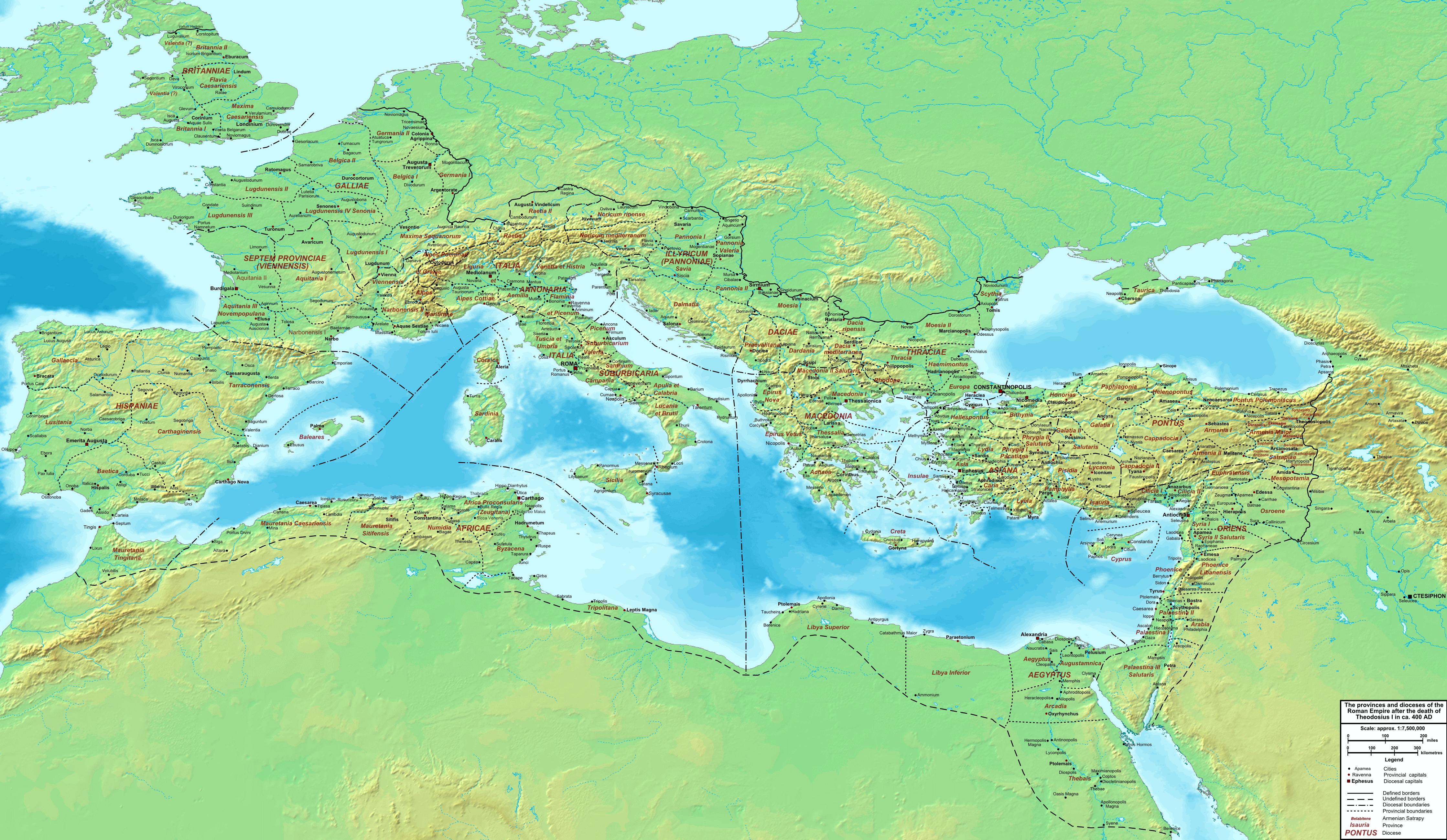 Maps  The History of Byzantium