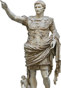 Augustus wants you on the History of Rome Tour