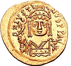 A Solidus of Justin II