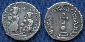 Hexagram of Heraclius (from www.beastcoins.com)