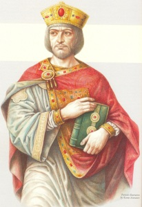 Leo III (from 'Rulers of the Byzantine Empire' published by KIBEA)