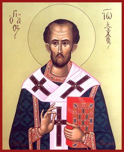 John Chrysostom (integratedcatholiclife.org)
