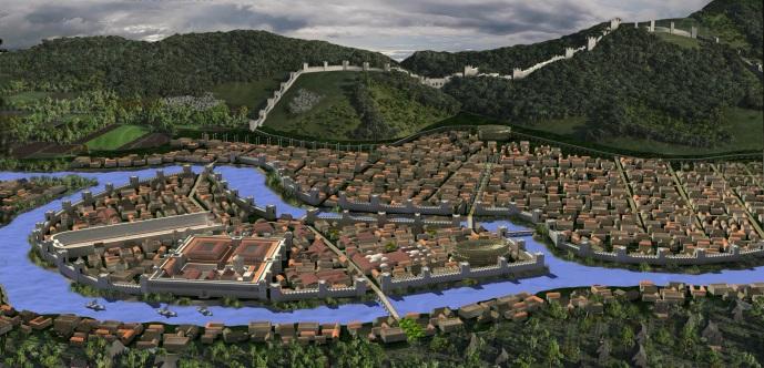 Ancient Antioch (pre 350AD) by kayhankaplan (deviantart.com)