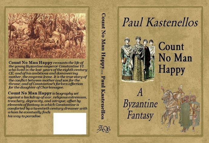 Count No Man Happy by Paul Kastenellos