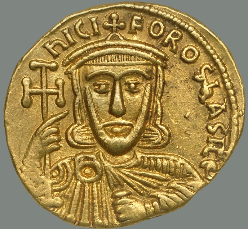 Nicephorus I (Dumbarton Oaks coin collection)