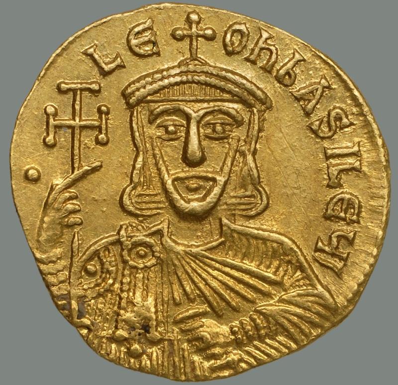 Leo V (Dumbarton Oaks coin collection)