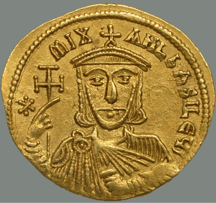 Michael II (Dumbarton Oaks coin collection)