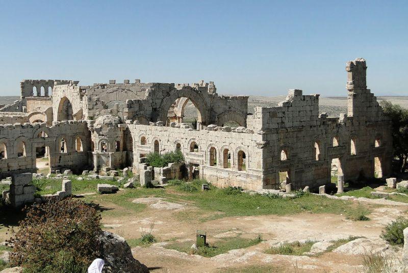 Church of Saint Simeon Stylites (wikipedia)