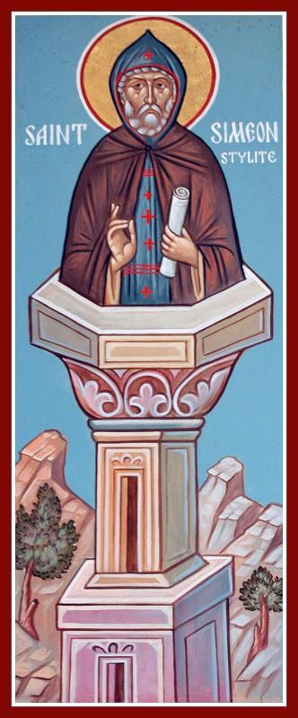 Symeon the Stylite (oca.org)