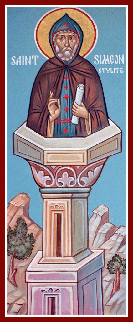 Symeon the Stylite (oca.org)