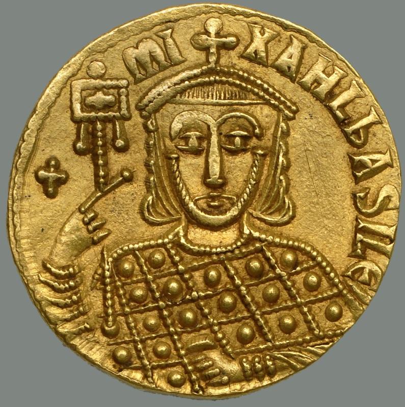 Michael III (Dumbarton Oaks coin collection)