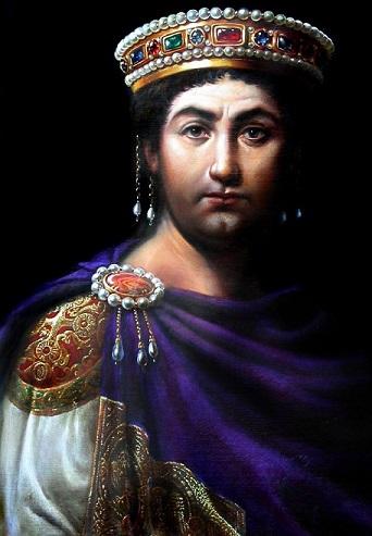 Justinian by Antoine Helbert (antoine-helbert.com)
