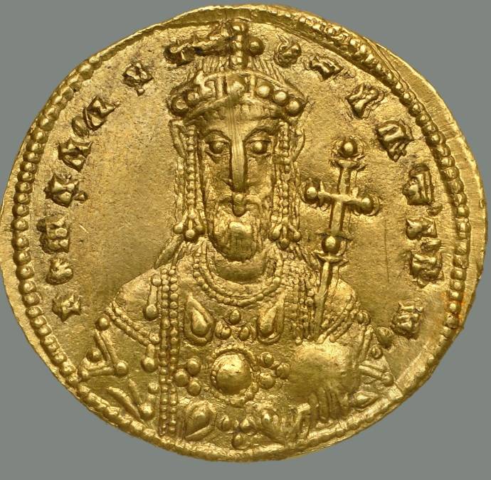 Romanus II (Dumbarton Oaks coin collection)
