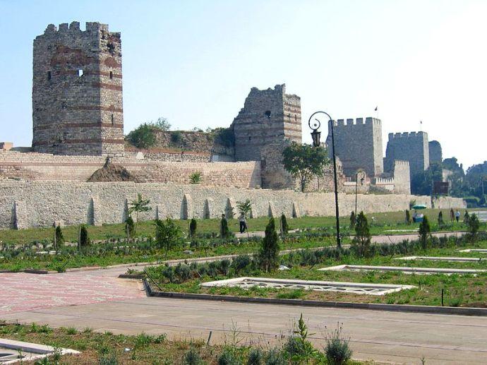 The Theodossian Walls
