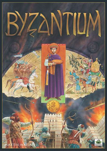 Byzantium board game