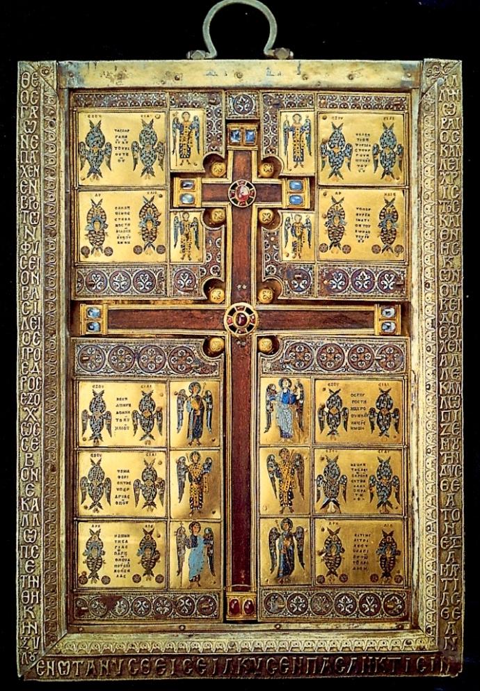 The Cross-reliquary of Limburg