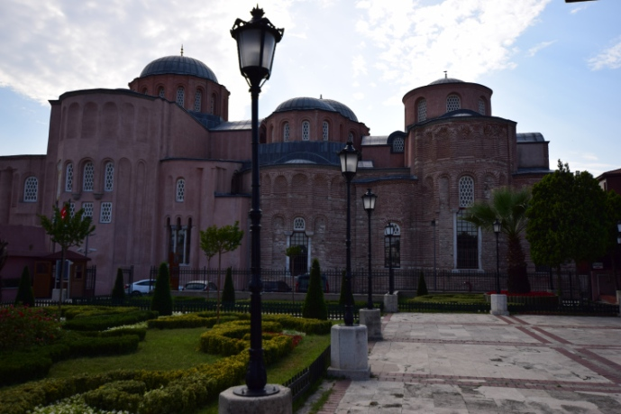 Zeyrek Mosque (former Church of the Pantocrator Monastery)