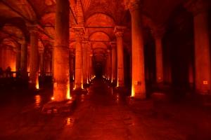 The Basilica Cistern