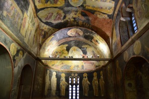The beautiful mosaics of Chora