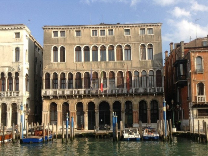 The Palazzo Farsetti in Venice, built by descendents of Enrioc Dandolo (venicetour.it)