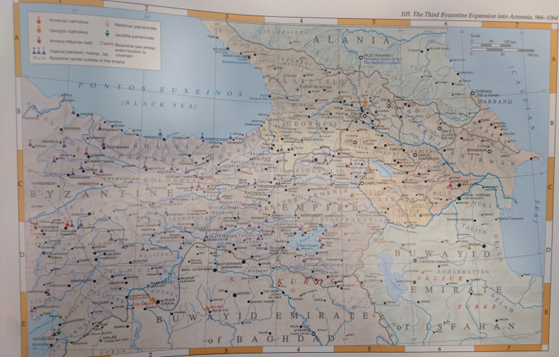 From Armenia - A Historical Atlas by Hewson