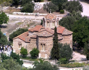 Church of the Holy Apostles, Athens, 10th century