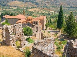 Nea Moni Monastary, Chios, mid-11th century