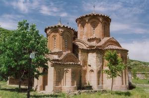 Veljuša Monastery, FYROM, late 11th century