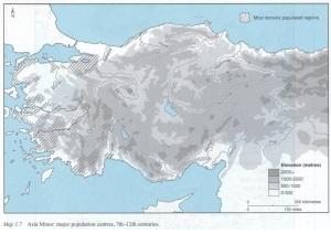 Anatolia major population centres, Palgrave Atlas of Byzantium.jpg