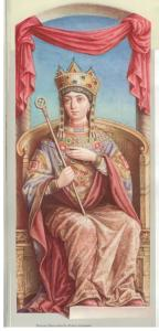 Zoe (from 'Rulers of the Byzantine Empire' published by KIBEA)