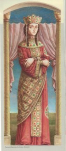 Theodora (from 'Rulers of the Byzantine Empire' published by Kibea)
