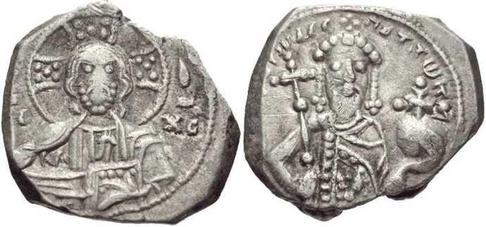 A Tetarteron of Alexios (hourmo.eu)